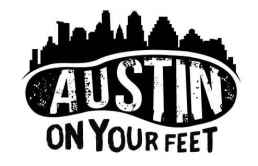 Austin On Your Feet graphic